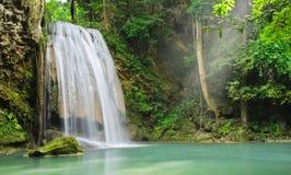 Τροπικός καταρράκτης τροπικών δασών στοκ εικόνες με δικαίωμα ελεύθερης χρήσης