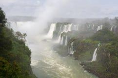 Καταρράκτης Iguacu Στοκ εικόνα με δικαίωμα ελεύθερης χρήσης