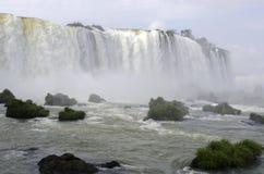 Καταρράκτης Iguacu Στοκ Εικόνα