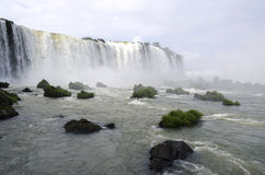 Καταρράκτης Iguacu Στοκ φωτογραφίες με δικαίωμα ελεύθερης χρήσης