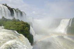 Καταρράκτης Iguacu Στοκ εικόνες με δικαίωμα ελεύθερης χρήσης