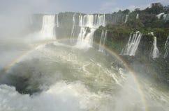Καταρράκτης Iguacu Στοκ Φωτογραφία