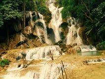 Καταρράκτης 1 Quangsi στοκ εικόνα με δικαίωμα ελεύθερης χρήσης