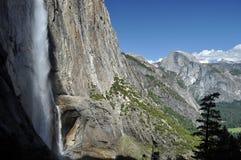 Καταρράκτης Yosemite Στοκ Φωτογραφίες