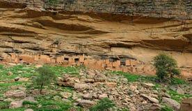 Κατασκευές φυλών Dogon Στοκ Εικόνα