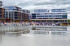 Κατασκευή ακτών του Κίνγκστον Στοκ Εικόνα