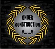κατασκευή ανασκόπησης κάτω Στοκ Εικόνες