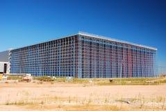 κατασκευή αρχιτεκτονι&k Στοκ Εικόνες