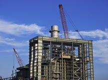 κατασκευή βιομηχανική Στοκ φωτογραφίες με δικαίωμα ελεύθερης χρήσης
