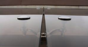 Κατασκευή γυαλιού Στοκ εικόνες με δικαίωμα ελεύθερης χρήσης