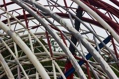 Κατασκευή ενός επίγειου θόλου στη Ταϊπέι Στοκ φωτογραφίες με δικαίωμα ελεύθερης χρήσης