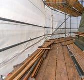 Κατασκευή και ανακαίνιση Στοκ φωτογραφία με δικαίωμα ελεύθερης χρήσης