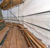 Κατασκευή και ανακαίνιση Στοκ Εικόνες