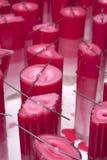 κατασκευή κεριών στοκ φωτογραφίες