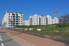 Κατασκευή μιας κατοικήσιμης περιοχής στοκ εικόνα με δικαίωμα ελεύθερης χρήσης