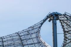 Κατασκευή στεγών της Νίκαιας Στοκ φωτογραφία με δικαίωμα ελεύθερης χρήσης
