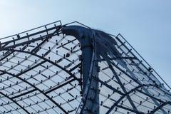 Κατασκευή στεγών της Νίκαιας Στοκ Φωτογραφίες