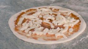κατασκευή της πίτσας φιλμ μικρού μήκους