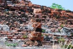 Κατασκευή του Stone στοκ εικόνες