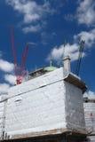 κατασκευή τσίρκων piccadilly Στοκ Εικόνες