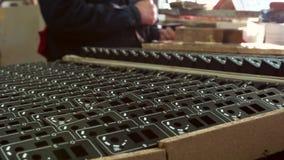 Κατασκευή των επιτροπών για τα ηλεκτρικά και ραδιο αγαθά απόθεμα βίντεο