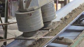 Κατασκευή των τούβλων και των φραγμών φιλμ μικρού μήκους