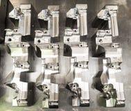 Κατασκευή φορμών και κύβων υψηλής ακρίβειας για αυτοκίνητο και το aero Στοκ Εικόνες