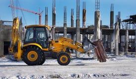 κατασκευή 08 Στοκ Φωτογραφία