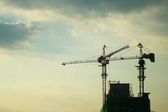 κατασκευή Στοκ φωτογραφία με δικαίωμα ελεύθερης χρήσης