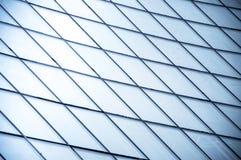 Κατασκευασμένα μεγάλα παράθυρα Στοκ Εικόνα