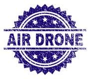 Κατασκευασμένη σφραγίδα γραμματοσήμων ΚΗΦΉΝΩΝ AIR Grunge ελεύθερη απεικόνιση δικαιώματος