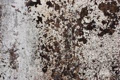 Κατασκευασμένοι τοίχοι με το ρύπο Στοκ Εικόνα