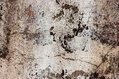 Κατασκευασμένοι τοίχοι με το ρύπο Στοκ Εικόνες