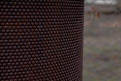 Κατασκευασμένος παλαιός σίδηρος για το υπόβαθρο Στοκ φωτογραφίες με δικαίωμα ελεύθερης χρήσης