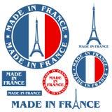 Κατασκευασμένος στη Γαλλία ελεύθερη απεικόνιση δικαιώματος