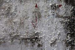 Κατασκευασμένος τοίχος Ιάβα ασβεστοκονιάματος Στοκ εικόνα με δικαίωμα ελεύθερης χρήσης