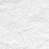 Κατασκευασμένο τσαλακωμένο έγγραφο, παλαιό γκρίζο έγγραφο Στοκ Εικόνες