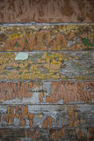 Κατασκευασμένο υπόβαθρο των παλαιών πινάκων Στοκ φωτογραφία με δικαίωμα ελεύθερης χρήσης