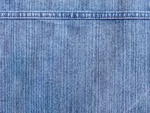 Κατασκευασμένο υπόβαθρο υφάσματος τζιν παντελόνι Στοκ εικόνα με δικαίωμα ελεύθερης χρήσης