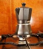 Κατασκευαστής καφέ Στοκ εικόνα με δικαίωμα ελεύθερης χρήσης
