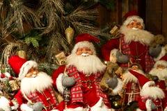 Καταστήματα στα Χριστούγεννα στο Tivoli στην Κοπεγχάγη Στοκ εικόνες με δικαίωμα ελεύθερης χρήσης