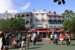 Καταστήματα του Τόκιο Disneyland Στοκ Φωτογραφία