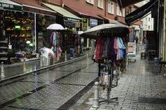 Καταστήματα Istambul Στοκ Φωτογραφία