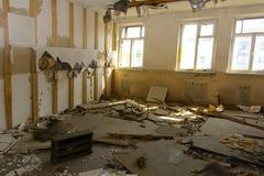 Καταστρέψτε και λεηλατήστε το κατάστημα των εγκαταστάσεων, οι οποίες ελειτούργησαν στοκ φωτογραφίες με δικαίωμα ελεύθερης χρήσης
