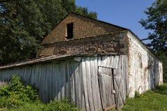 Καταστρέψτε τα κτήρια belatedness στοκ φωτογραφία με δικαίωμα ελεύθερης χρήσης