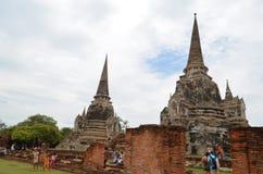 καταστρέψτε το ναό Ταϊλάνδη στοκ φωτογραφία με δικαίωμα ελεύθερης χρήσης