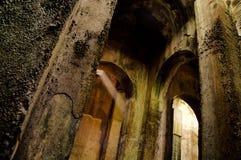 Καταστροφές, αρχαιολογία, mirabilis, bacoli, Ιταλία Στοκ Φωτογραφία
