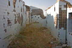 καταστροφές αστικές Στοκ Εικόνες