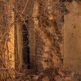 καταστροφές αστικές Στοκ φωτογραφία με δικαίωμα ελεύθερης χρήσης