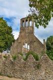 Καταστροφές εκκλησιών στο κάστρο Malahide, Ιρλανδία στοκ εικόνα με δικαίωμα ελεύθερης χρήσης
